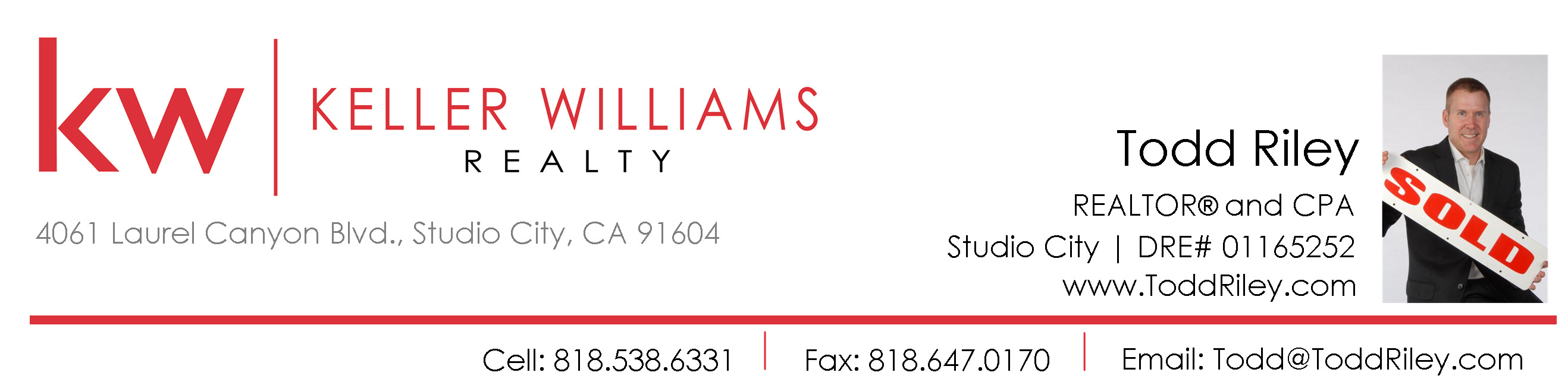 Todd Riley - Woodland Hills Real Estate Agent
